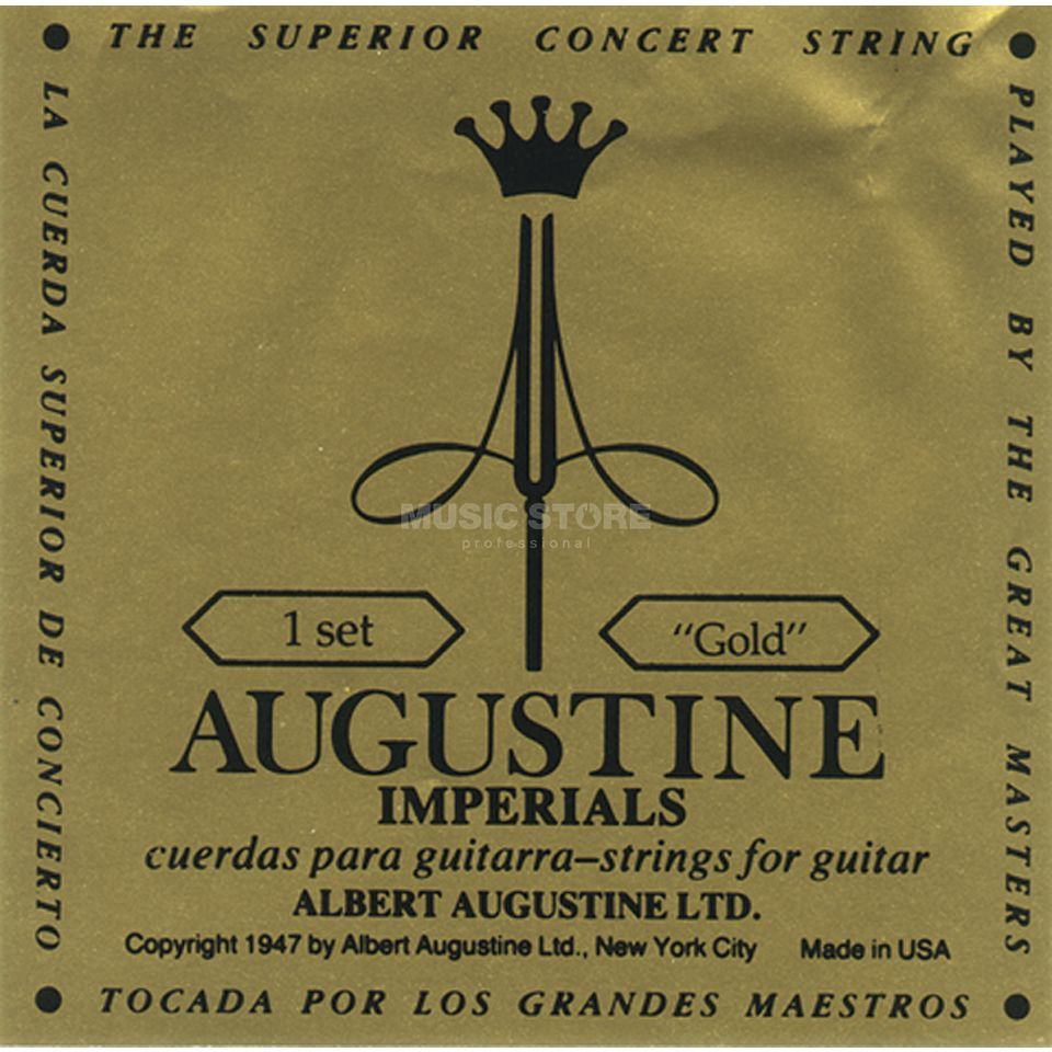 Augustine Classic Imperial Gold Light Tension Produktbild