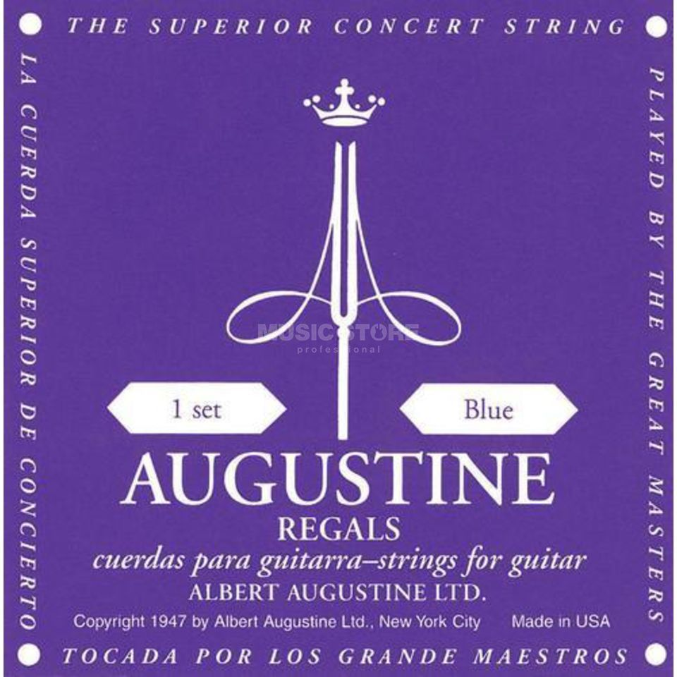 Augustine Classic Regal Blue High Tension Produktbild