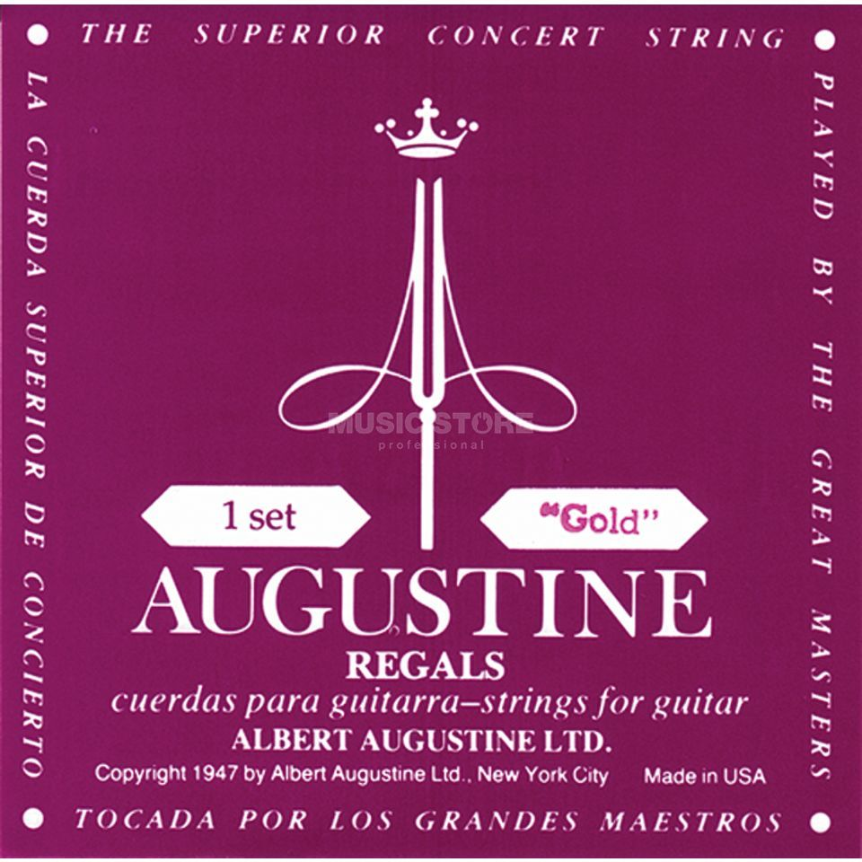 Augustine Classic Regal Gold Light Tension Produktbild