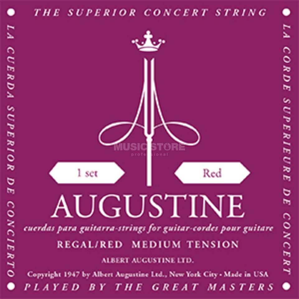 Augustine Classic Regal Red Medium Tension Produktbild