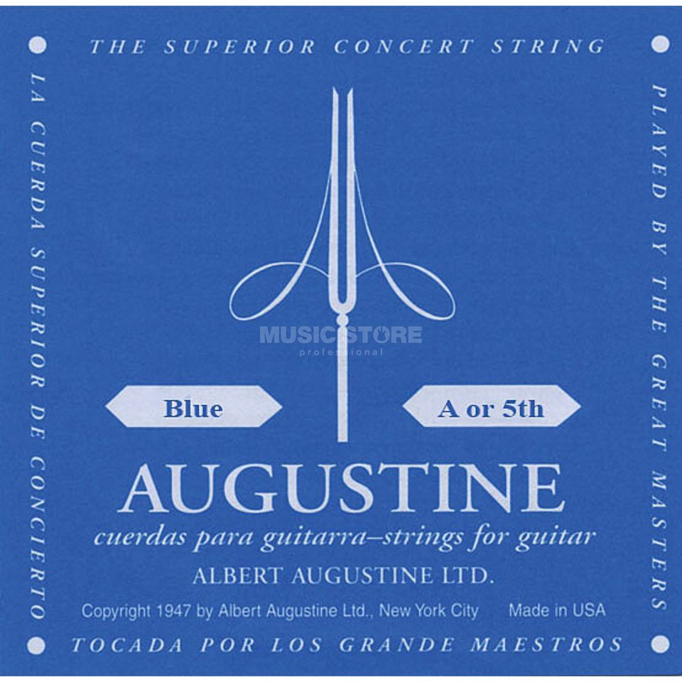 Augustine Single String, 5a blue  Изображение товара
