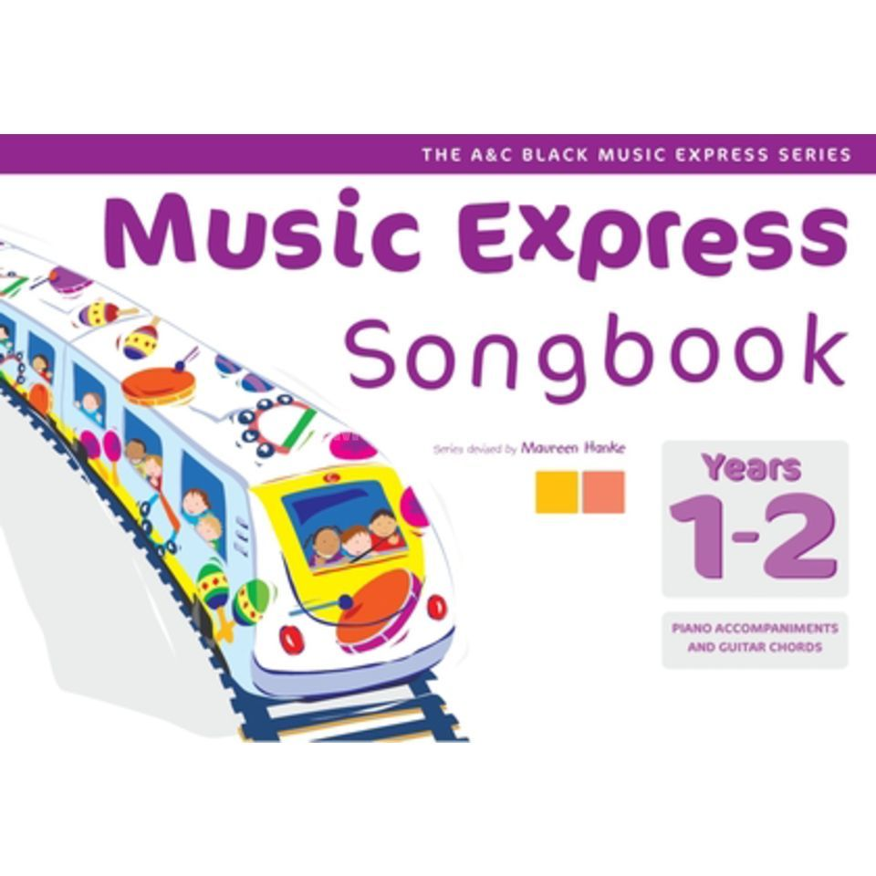 A&C Black Music Express Years 1-2 Songbook Produktbillede