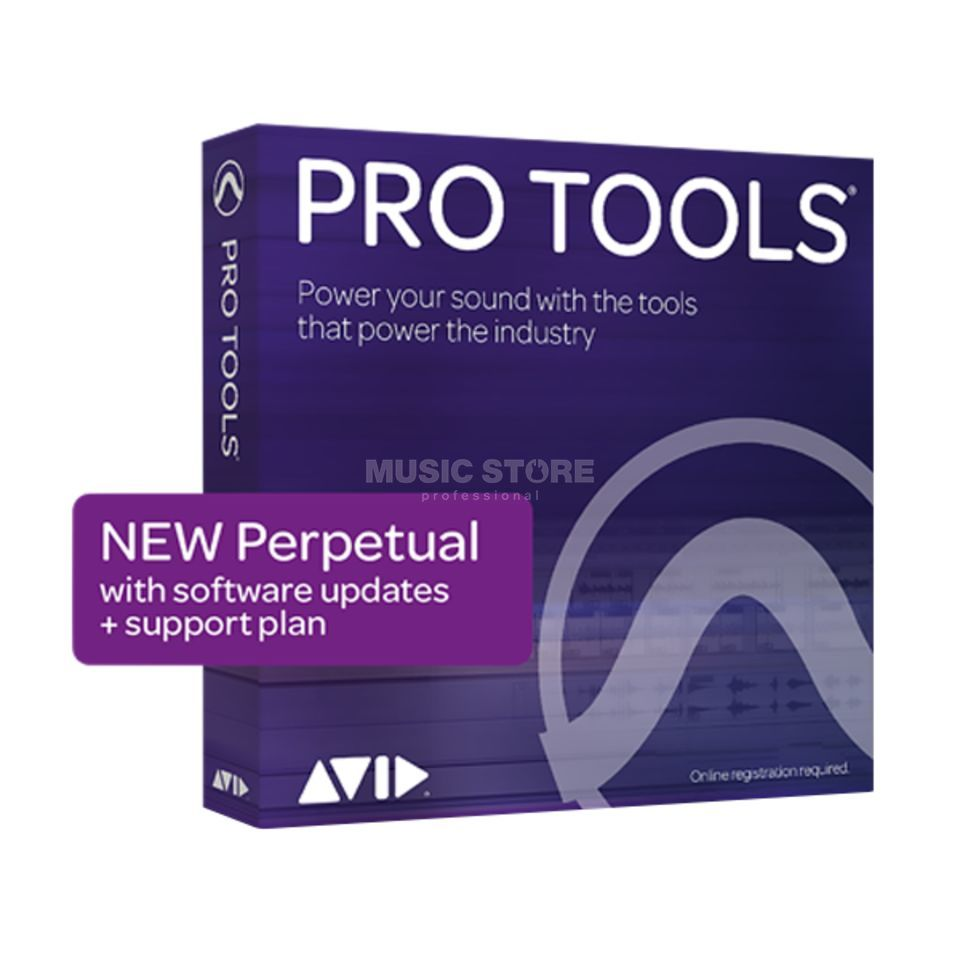 Avid Pro Tools 12 + Strd. Support 12 Month, Acitvation Card Produktbillede