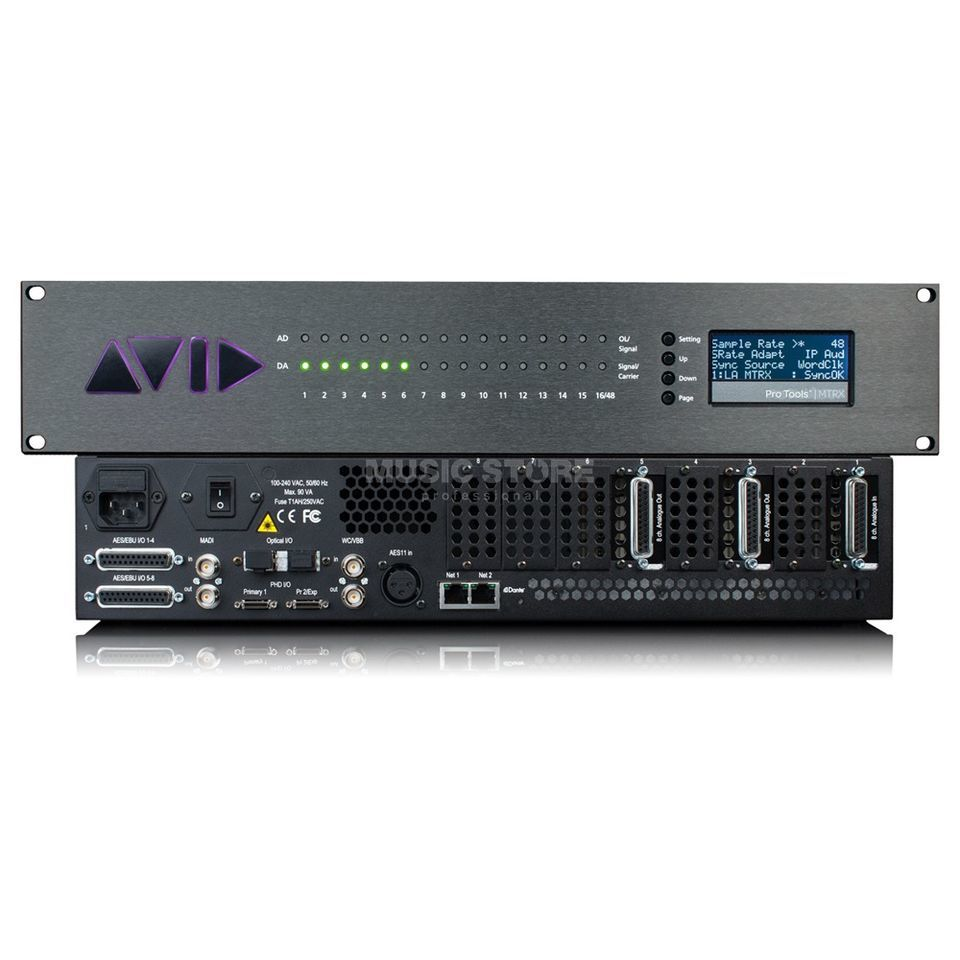 Avid Pro Tools MTRX Product Image