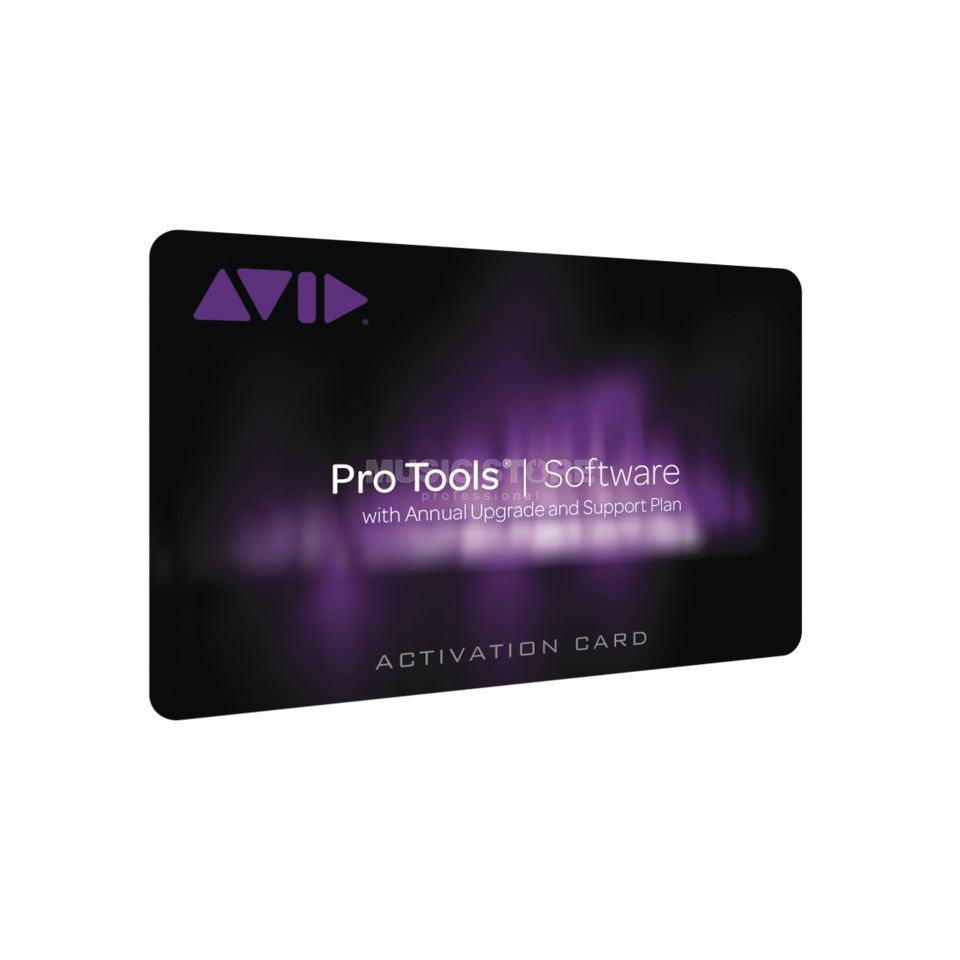 Avid Pro Tools Upgrade and Supportplan Education for Teacher and Students Produktbillede