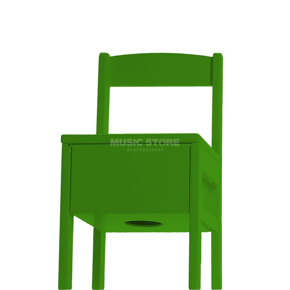 Baff Children Drumming Stool S, green Produktbillede
