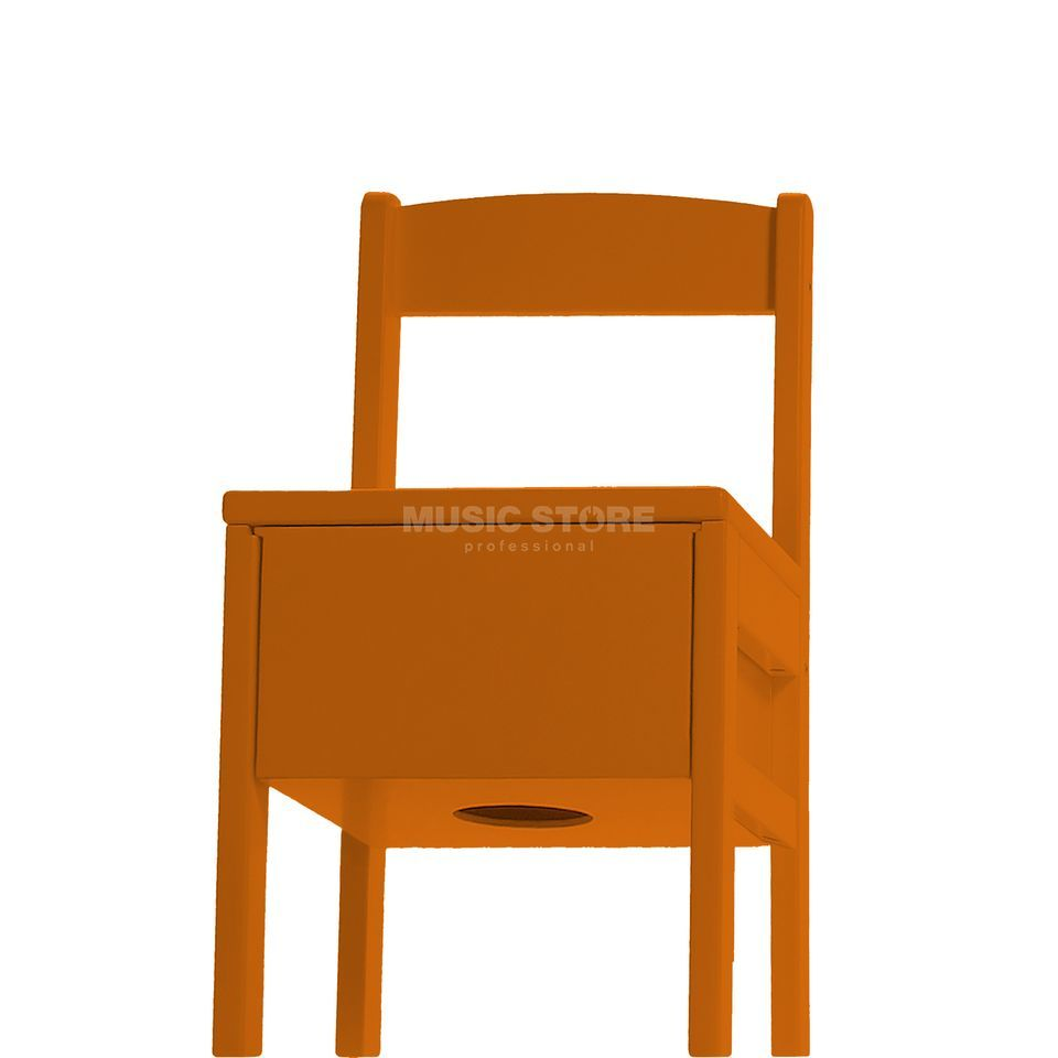 Baff Children Drumming Stool S, orange Produktbillede
