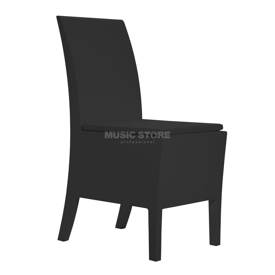 Baff Music Chair - Black Produktbillede