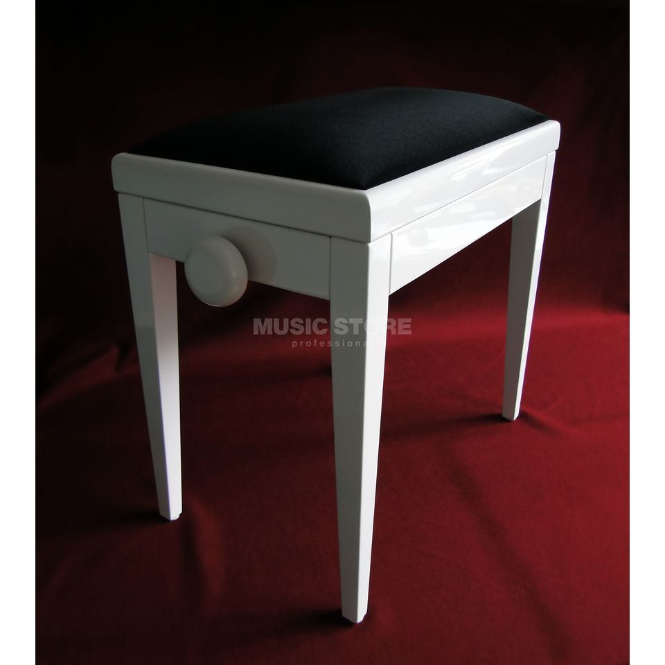 Baltes Beethoven Bench 042 Woodrand white polished Yamaha Изображение товара
