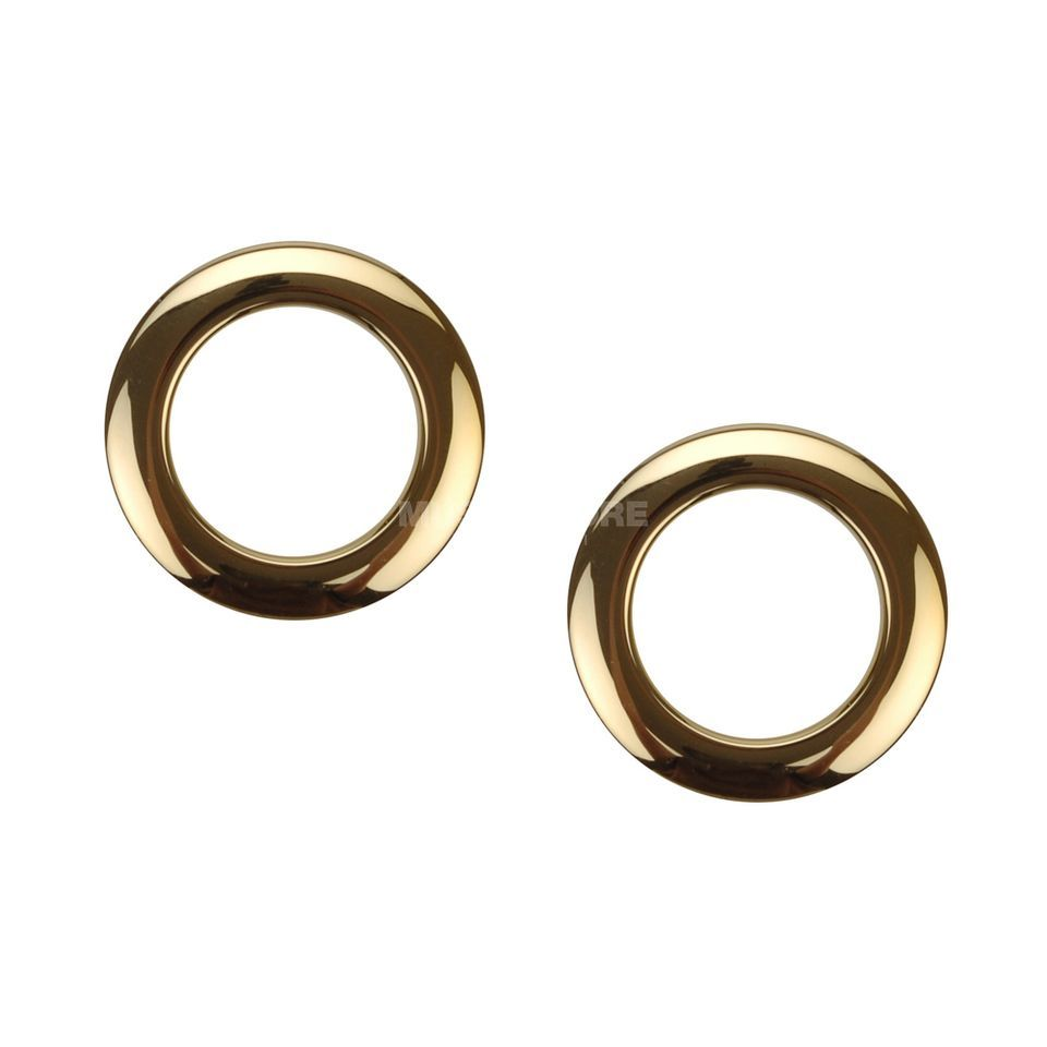 "BASS DRUM O´S BD-Head Reinforcement Ring 2"" Brass HBR2 x2 Produktbillede"