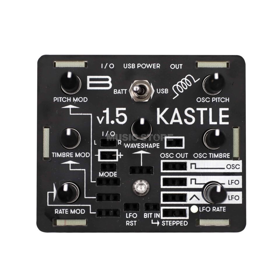Bastl Instruments Kastle Synth V1.5 Productafbeelding