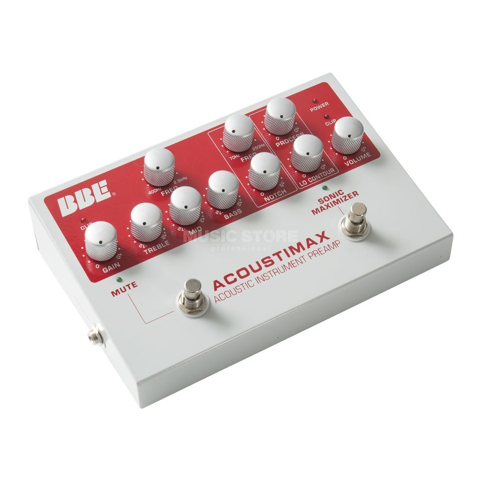 BBE Acoustimax Preamp Produktbild