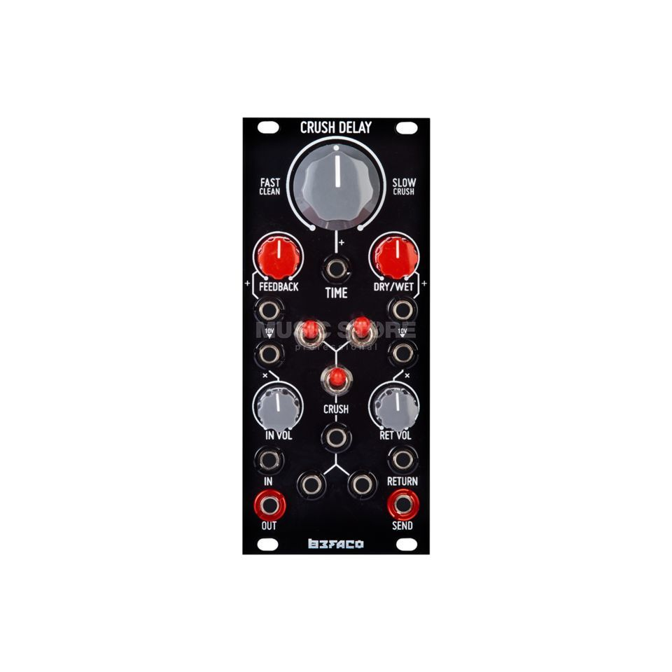Befaco Crush Delay V3 Product Image