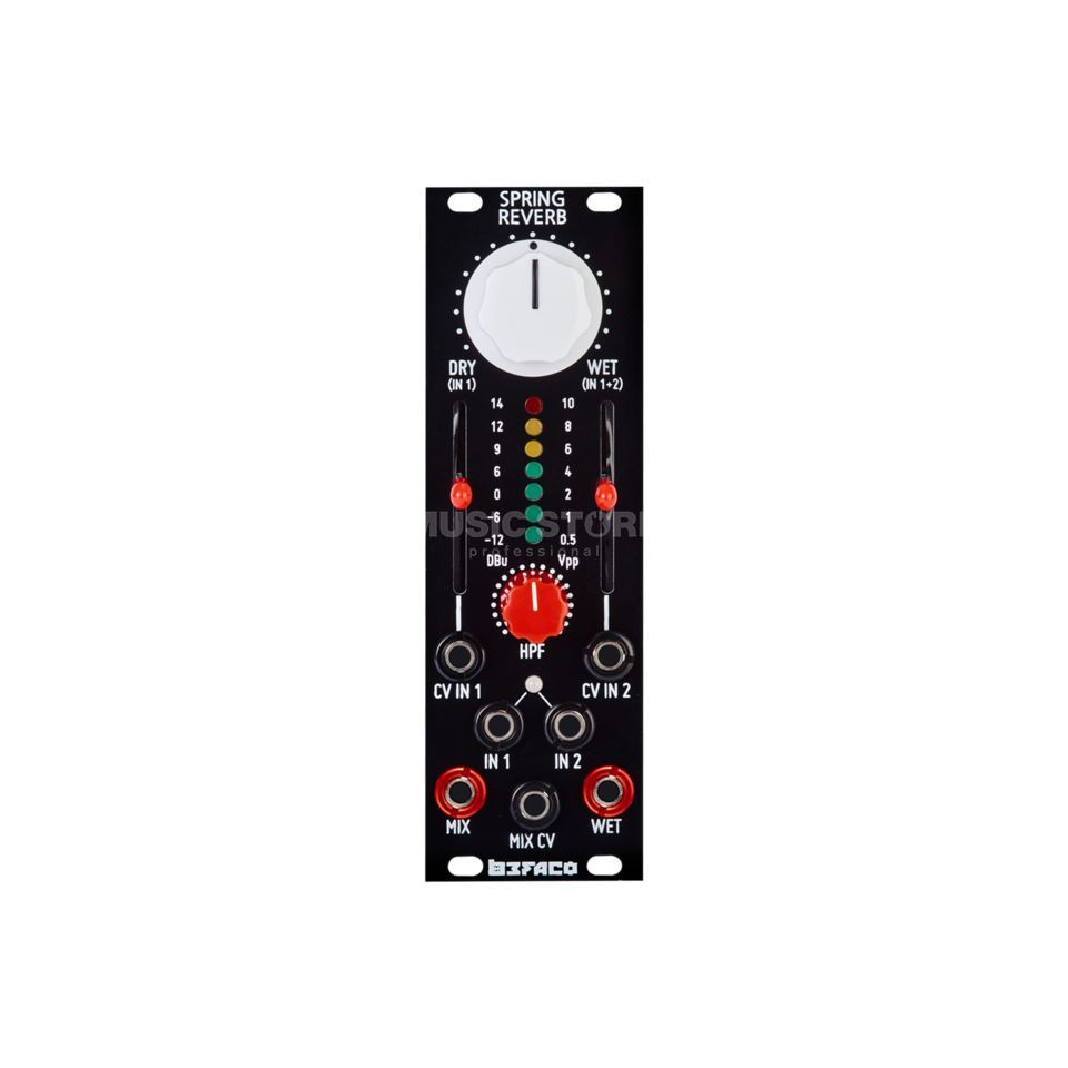 Befaco Spring Reverb Product Image