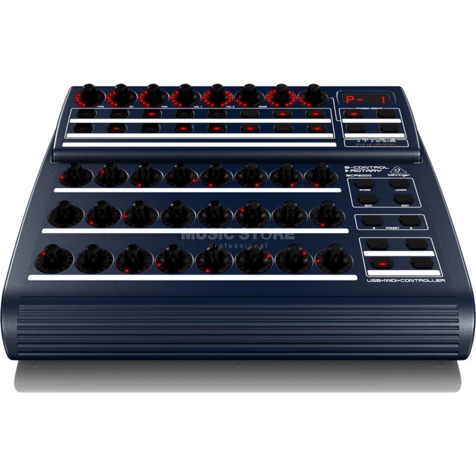 behringer bcr2000 total recall usb midi controller desk. Black Bedroom Furniture Sets. Home Design Ideas