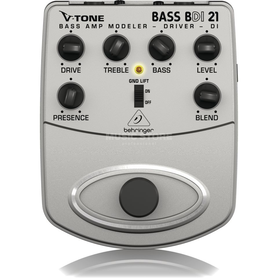 Behringer BDI21 V-TONE BASS    Product Image