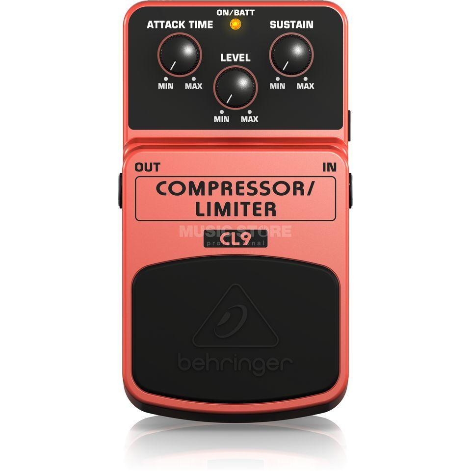 Behringer CL9 Compressor/Limiter   MUSIC STORE professional   de-DE