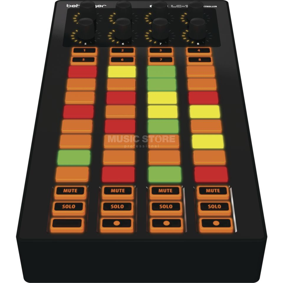 Behringer CMD-LC1 Pad-Based Midi Module Product Image