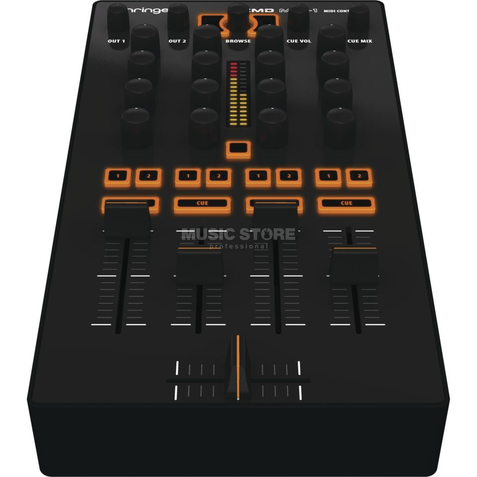 Behringer CMD MM-1 Mixer-Based MIDI Module Изображение товара