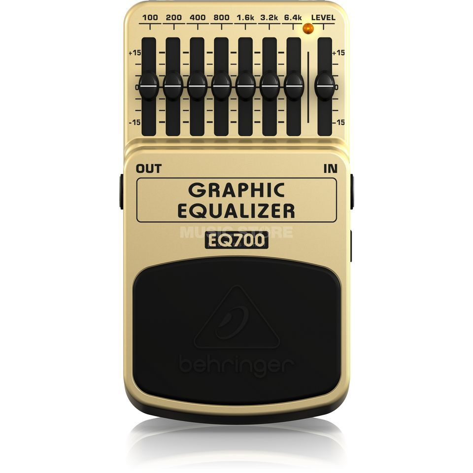 Behringer EQ700 Graphic Equalizer 7 Band EQ Produktbild