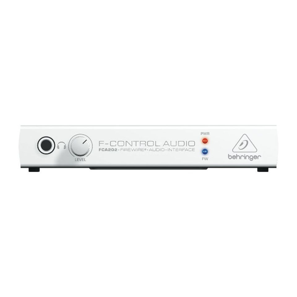 Behringer F-CONTROL AUDIO FCA202 Firewire Audio Interface Produktbillede