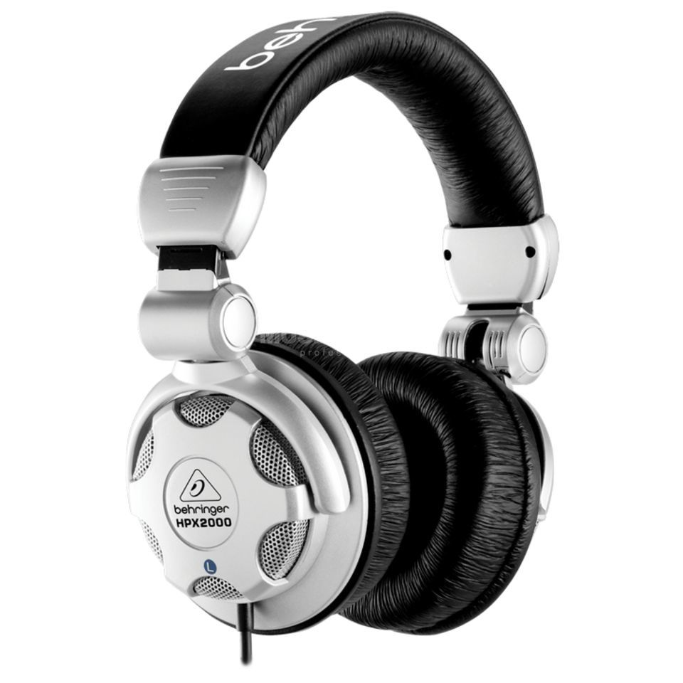 Behringer HPX 2000 High-Definition DJ Headphones Produktbillede