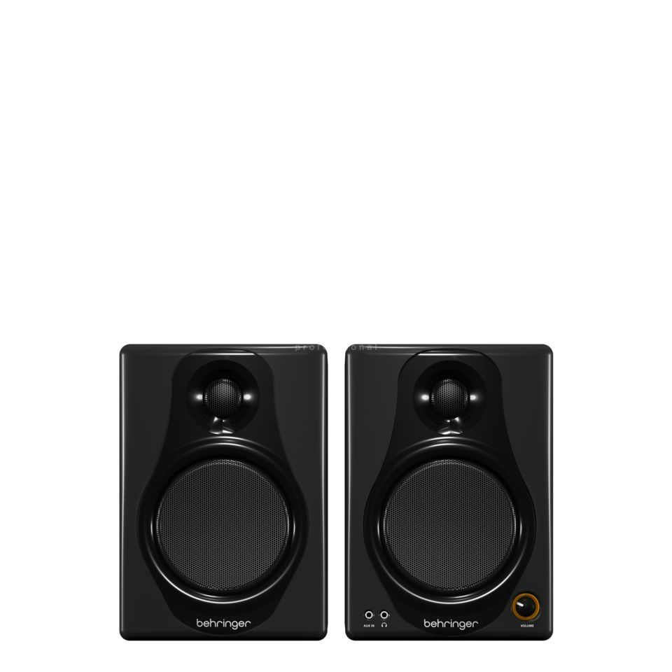 Behringer Media 40 USB Digital Monitor Speaker Produktbild