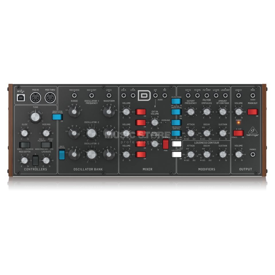 Behringer Model D Product Image
