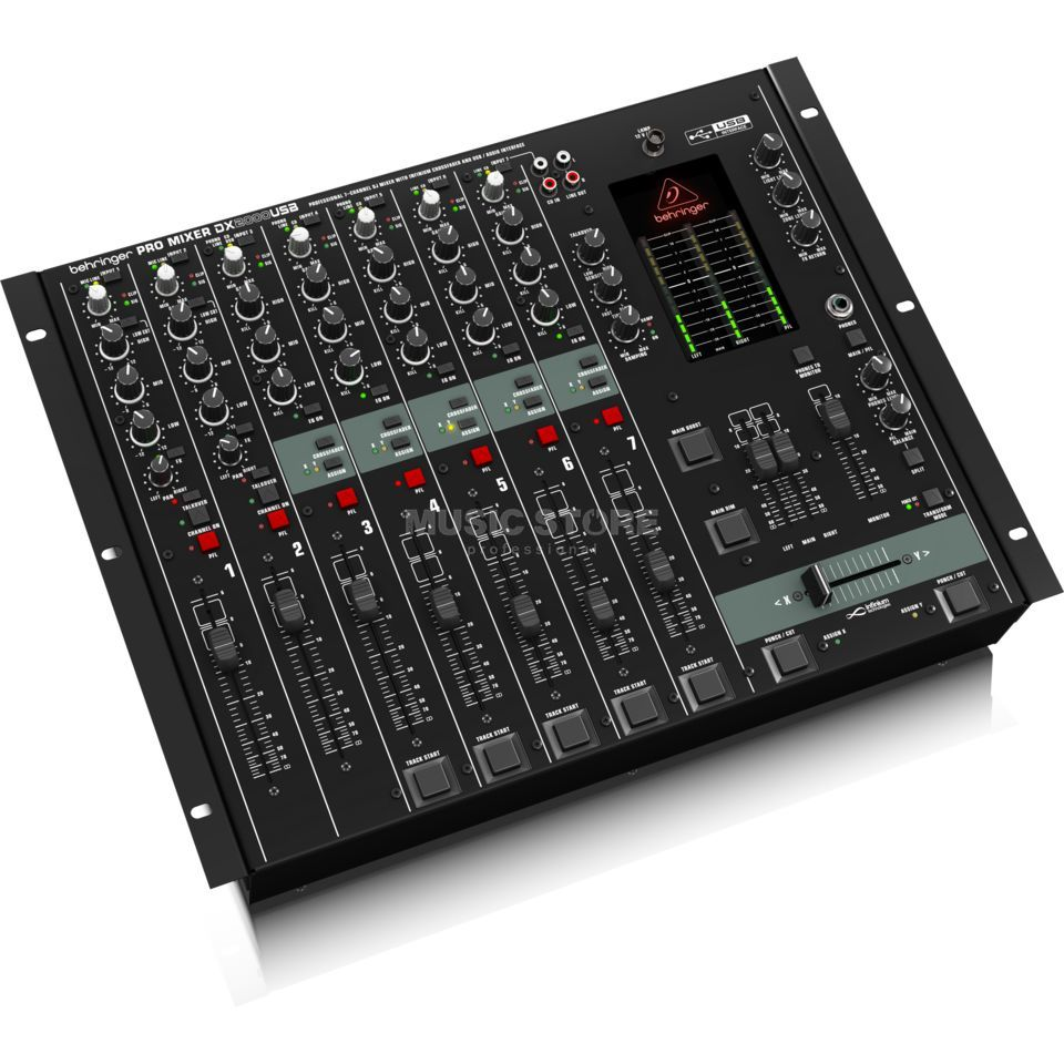 BEHRINGER PRO MIXER DX2000USB WINDOWS 7 X64 DRIVER