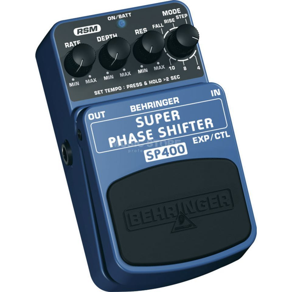 Behringer SP400 Super Phase Shifter Produktbild