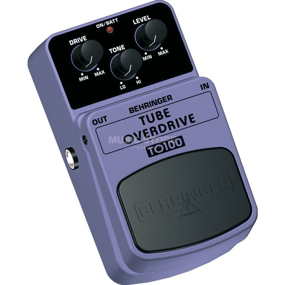 Behringer TO100 Tube Sound Overdrive Produktbild