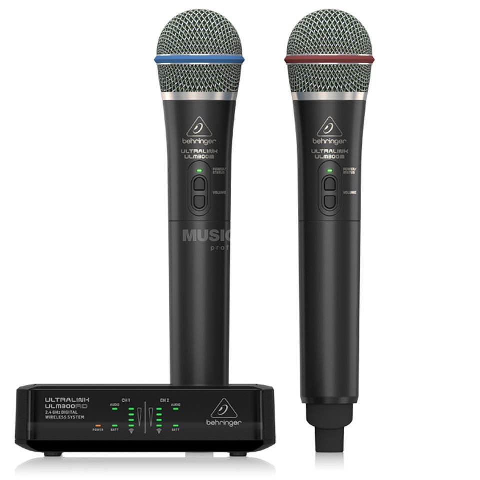 Behringer ULM302MIC Productafbeelding