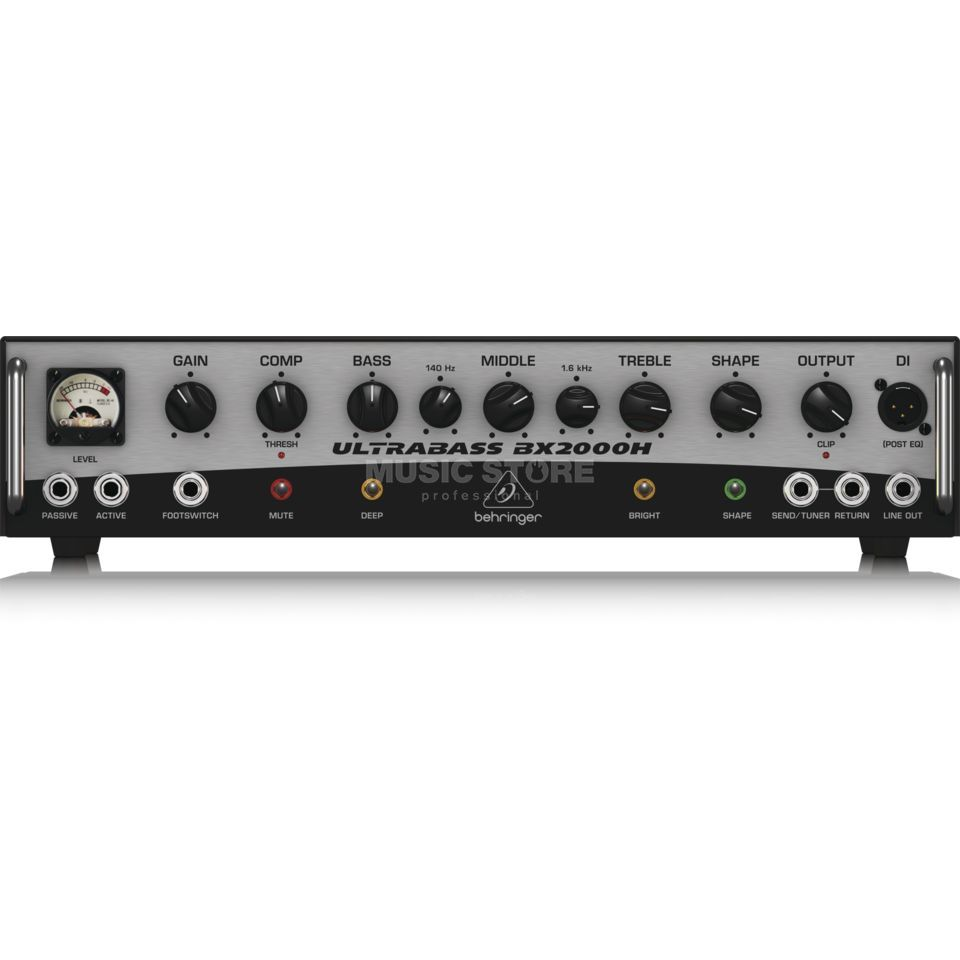 Behringer Ultrabass BX2000H Head Product Image