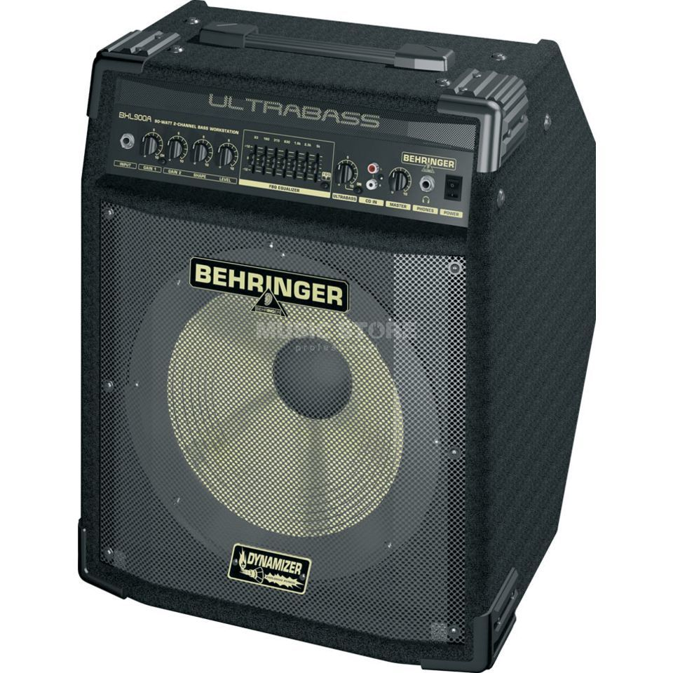 Behringer Ultrabass BXL 900 A Combo  Product Image