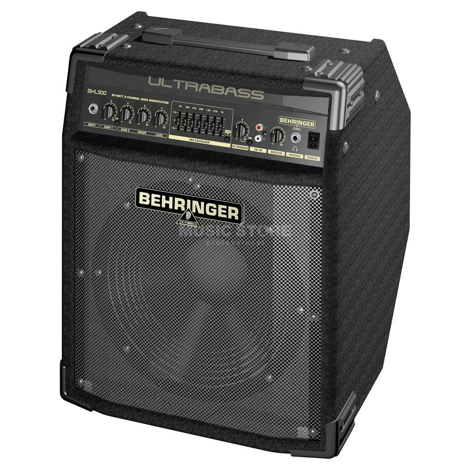 Behringer Ultrabass BXL 900 Combo Product Image