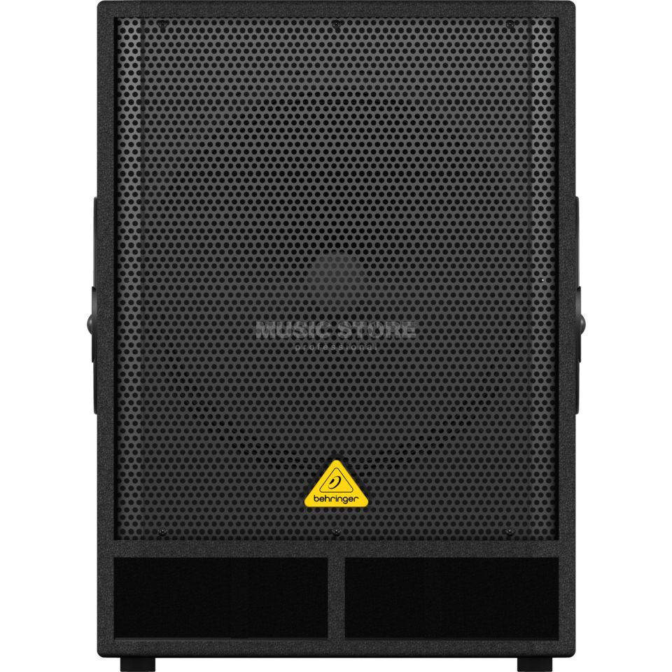 behringer vq1800d active subwoofer 18 500watt. Black Bedroom Furniture Sets. Home Design Ideas