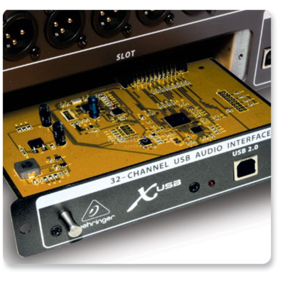 Behringer X-USB Accessory for X-Mixer Produktbillede