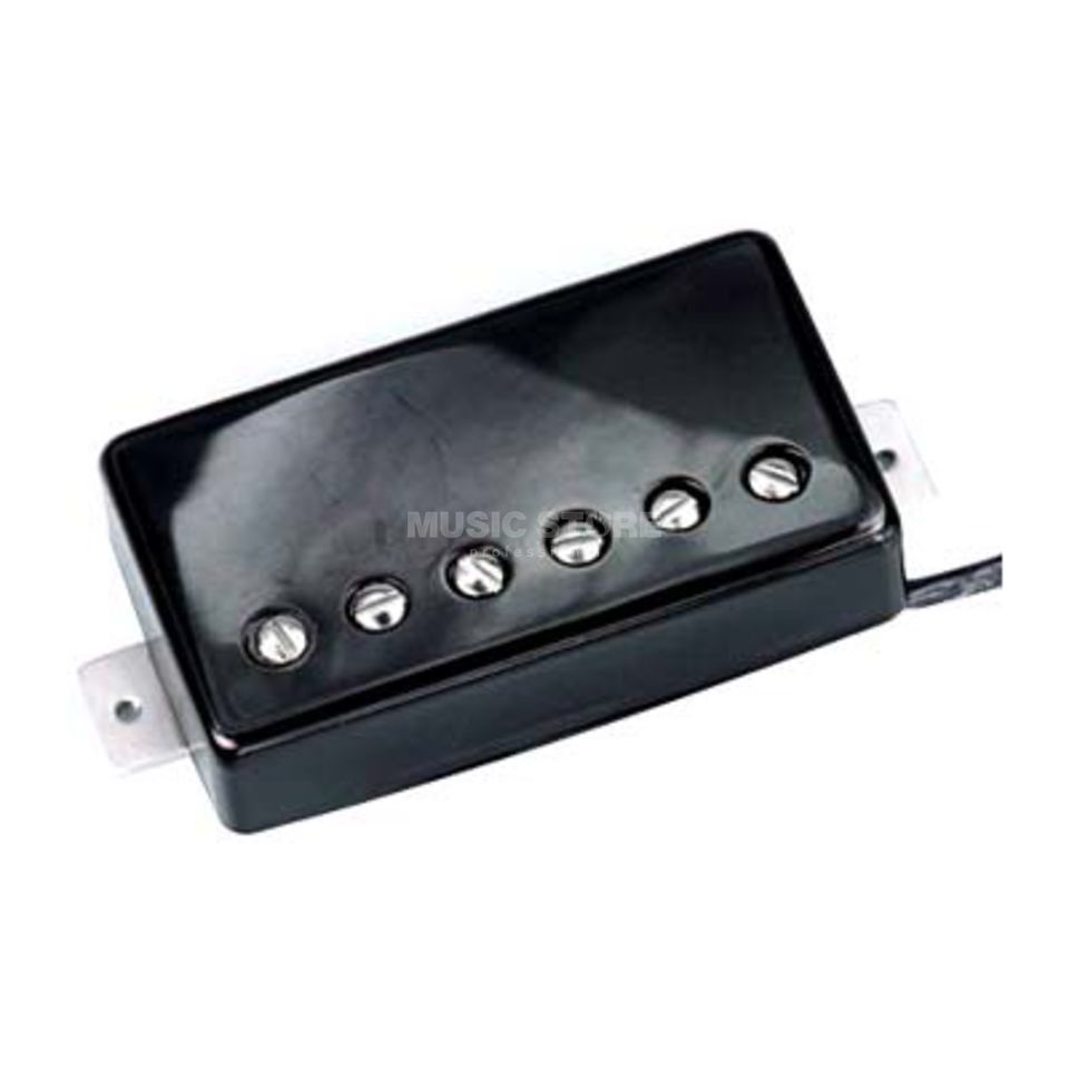 Benedetto A-6 Humbucker w/ Cover Black Produktbild