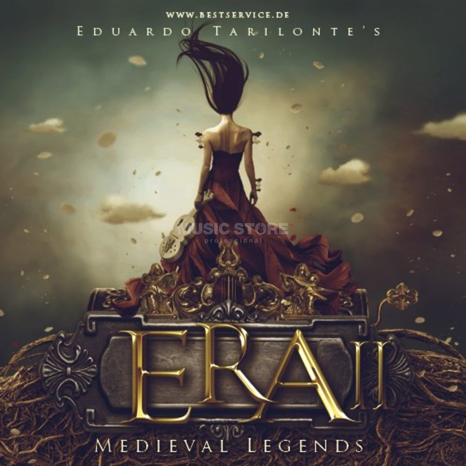 Best Service ERA 2 Medieval Legends (boxed) Produktbild
