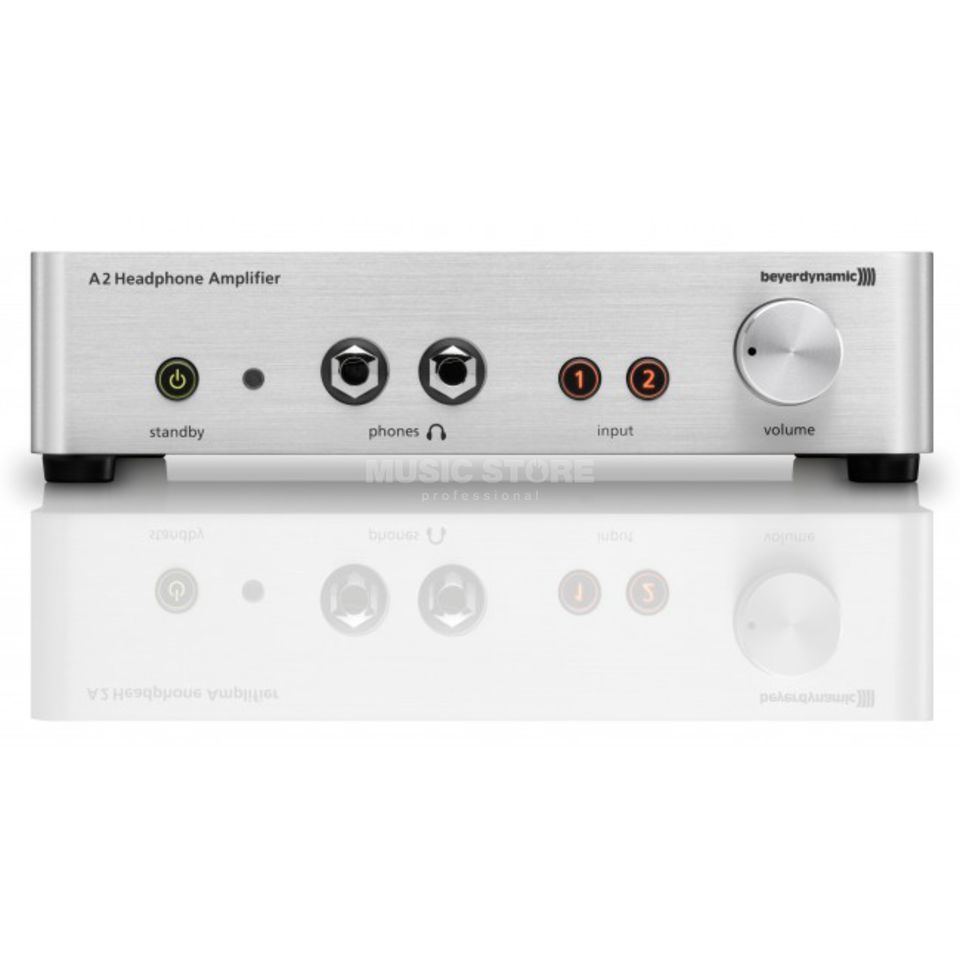 Beyerdynamic A2 audiophiler Headphone-Preamp Produktbild