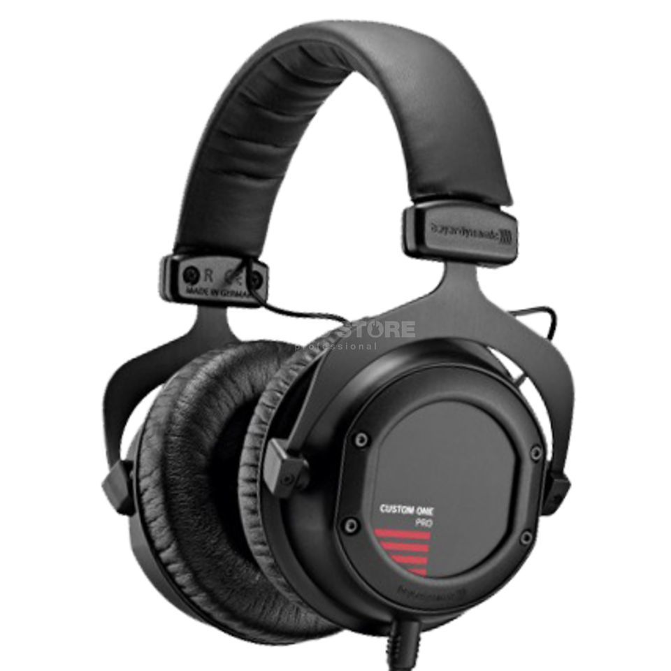 beyerdynamic Custom One Pro Plus Black, 16 Ohm Product Image