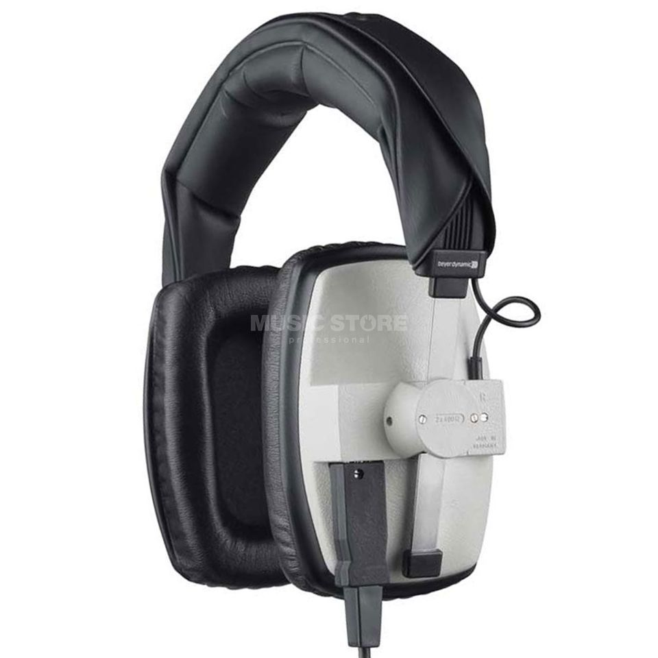 Beyerdynamic DT 100 Studio Headphones, grey 400 Ohm, closed Produktbillede