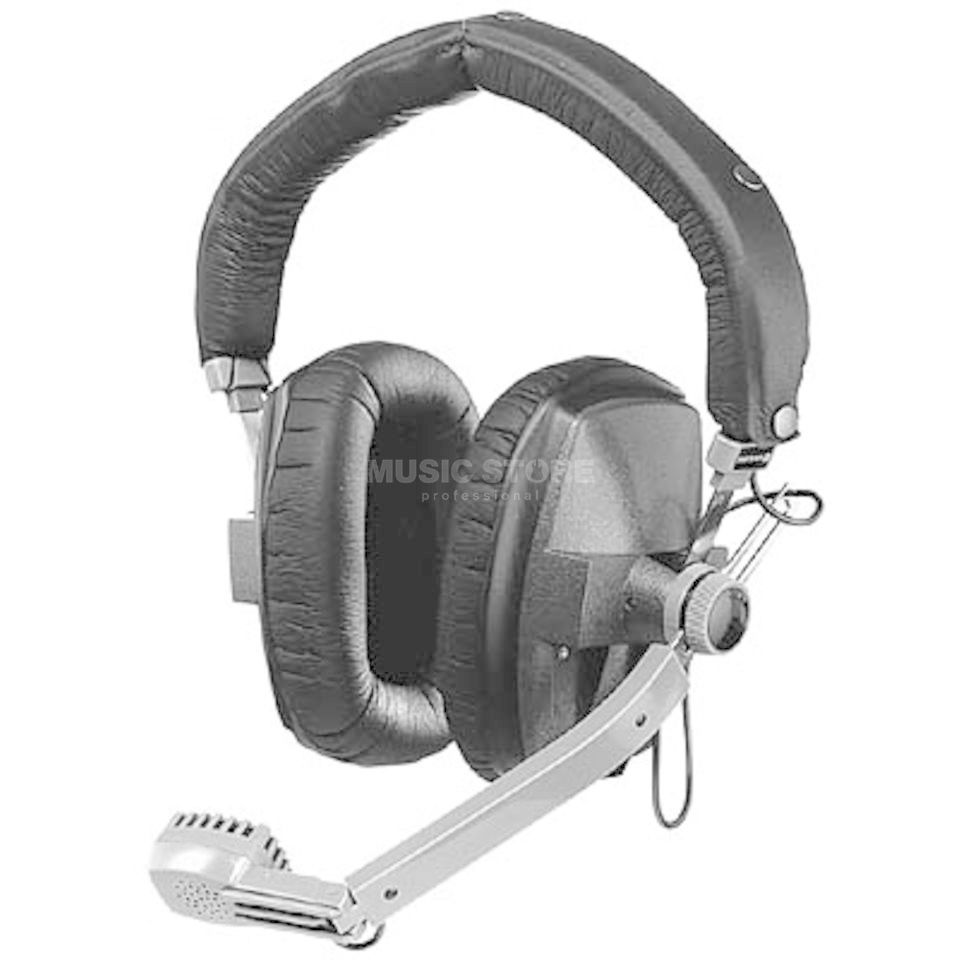 Beyerdynamic DT 190 headset, headphone 200/250 Ohm,black, open ends Produktbillede