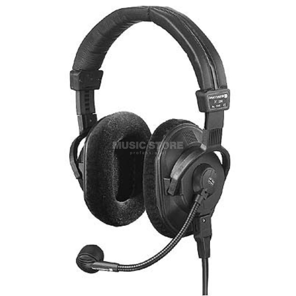 beyerdynamic DT 290 MKII Double-Sided Headset Mic Product Image
