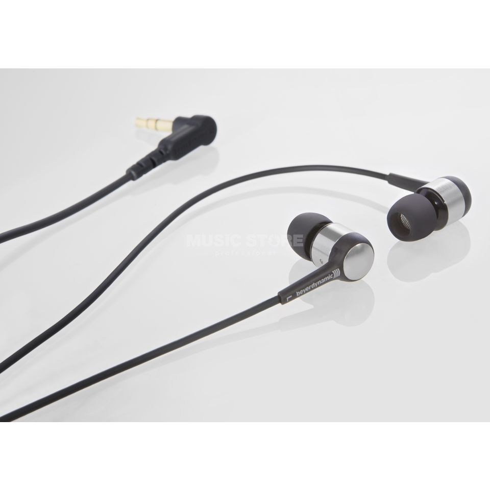 beyerdynamic DTx - 101 iE silver In-Ear Headphones Produktbillede