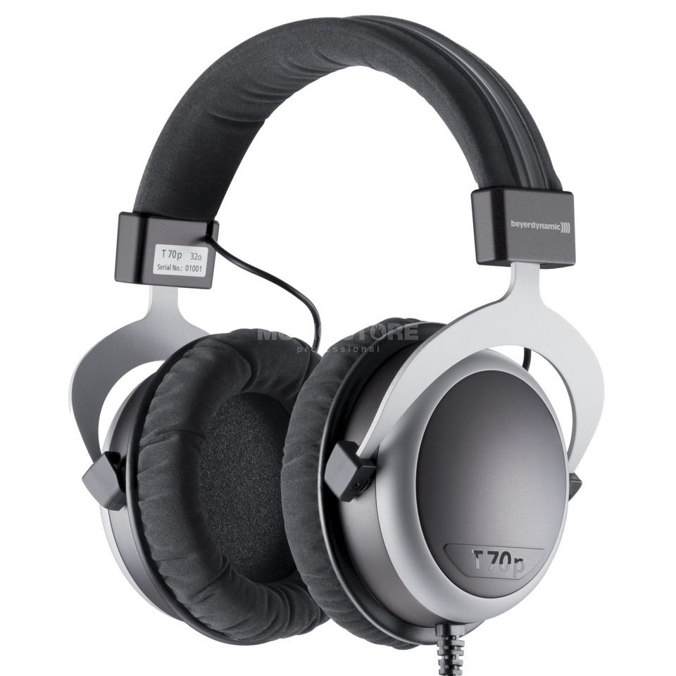beyerdynamic T 70p Tesla Headphones closed, 32 Ohm Product Image