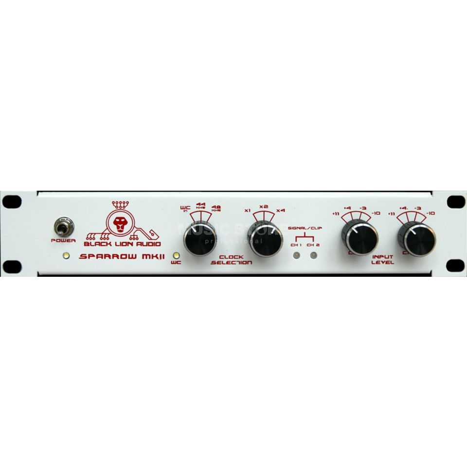 Black Lion Audio Sparrow ADC mk2 - White 2-Channel A/D Wandler Produktbillede