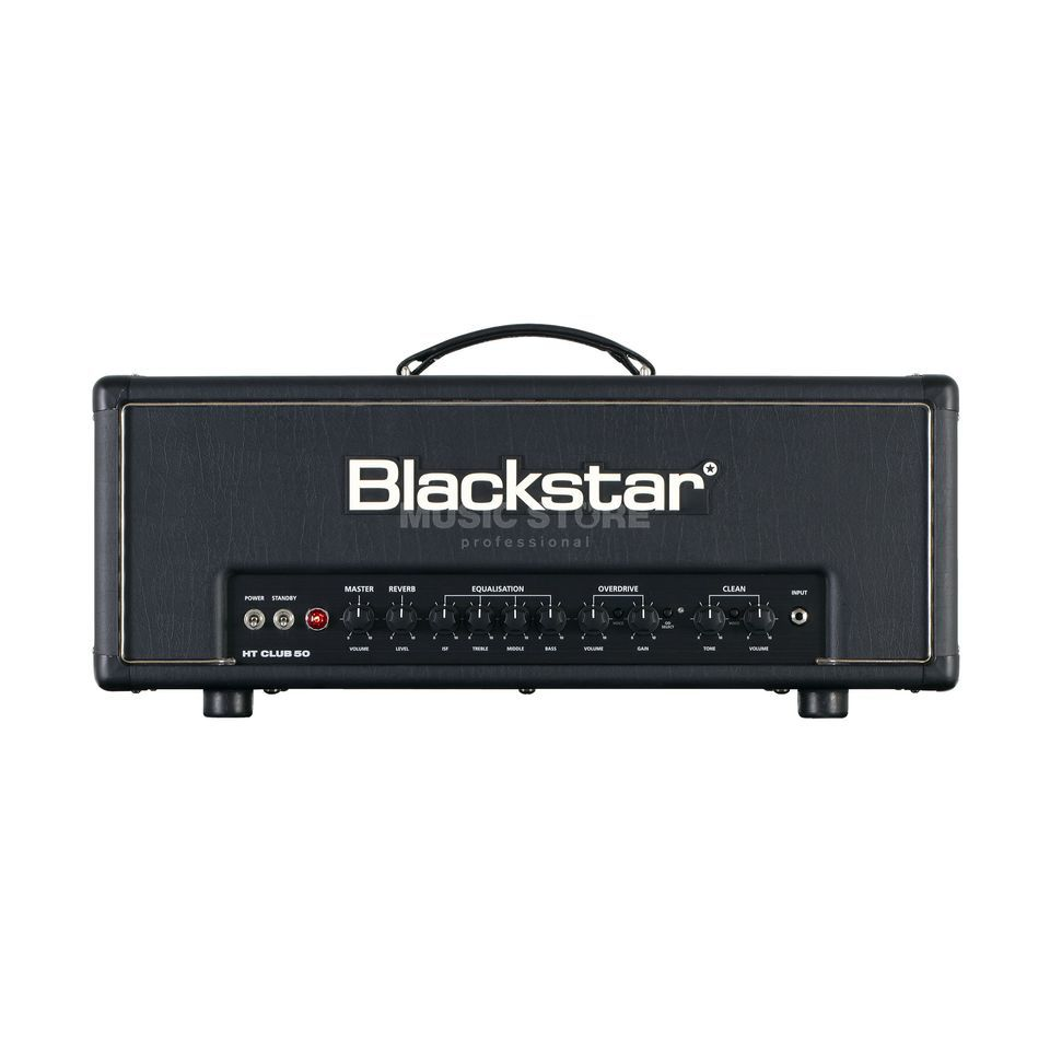 Blackstar HT Club 50 Head  Produktbillede