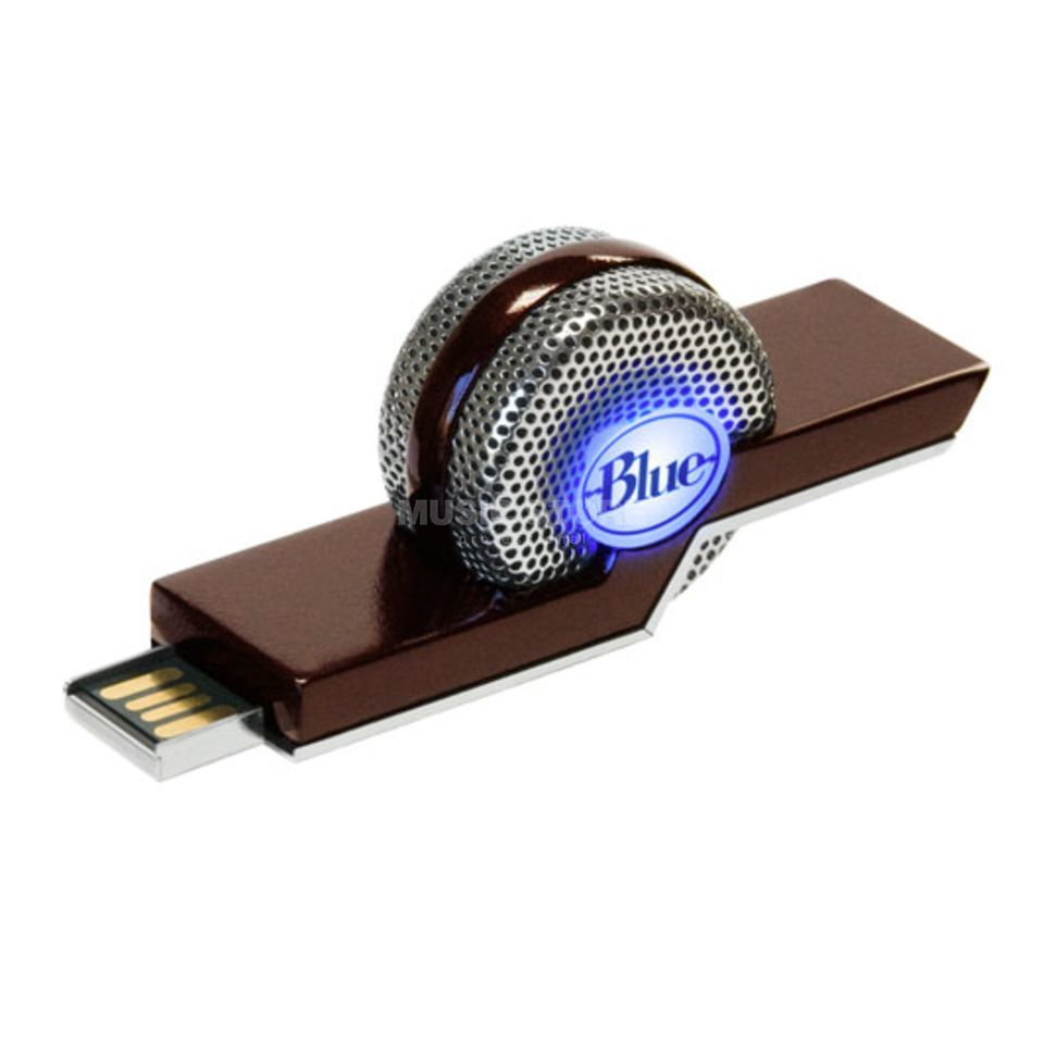 Blue Microphones Tiki USB Microphone With DSP    Produktbillede