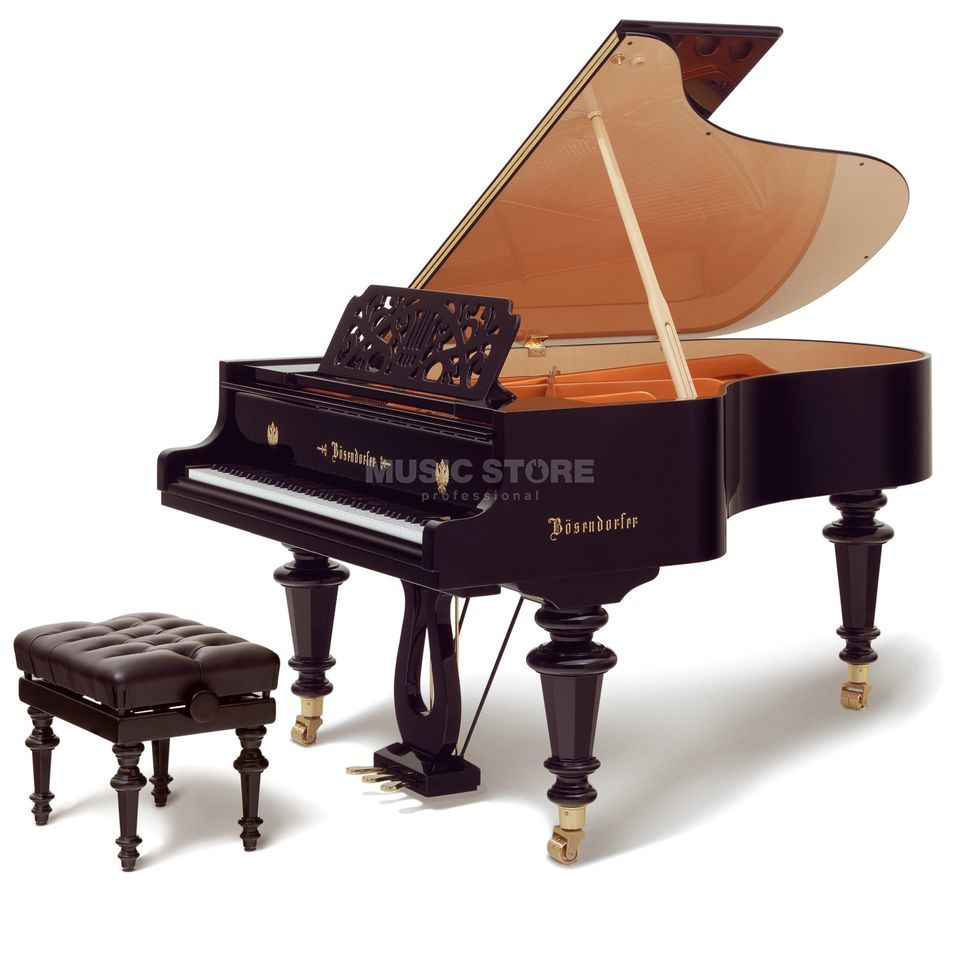 Bösendorfer Grand Model 170   J.Strauss Black polished Produktbillede